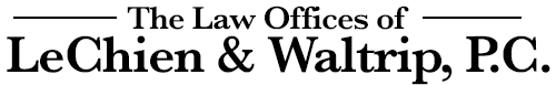 The Law Offices of LeChien & Waltrip, P.C. Logo